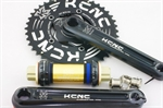 Picture of KCNC K-Type XC2 Double Blade Crankset