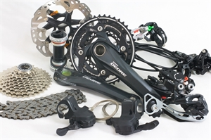 Picture of Shimano Deore M610 M615 MTB Groupset