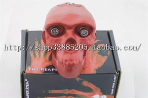 Picture of  Dirty Dog Skull Stem red