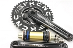 Picture of KCNC K2-TYPE XC BLADE Crankset 44-32-22t