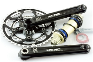 Picture of KCNC K-TYPE XC1 Crankset 170mm  42-29t