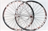 Picture of Novatec X-Race Carbon Clincher MTB Wheelset 26""