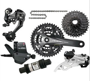 Picture of Acera M390 Groupset Group for Shimano Acera 7pcs Set