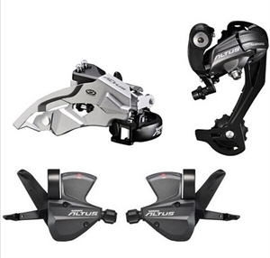 Picture of Altus M370 Groupset Group for Shimano Altus 7pcs Set